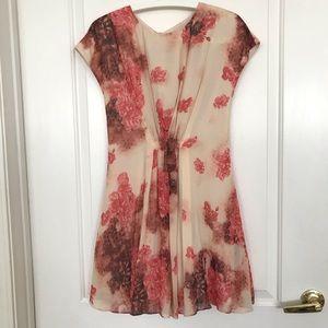 Ted Baker Floral A Line Dress 1